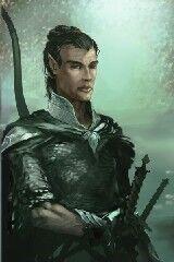 An Elaran Elf warrior