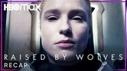 The Exodus Recap Raised by Wolves HBO Max