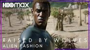 Janty Yates' Alien Fashion Raised By Wolves HBO Max