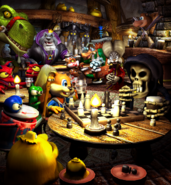 Conker Live & Reloaded Cock and Plucker Chess
