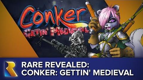 Conker: Gettin' Medieval