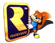 Conker and the Rareware 1