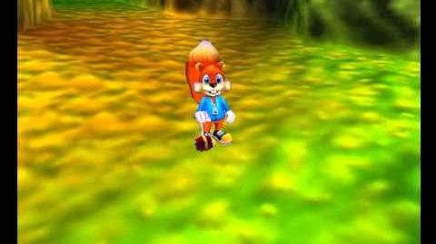 Conker's Bad Fur Day - Conker's Cheeks Whistling