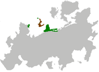 Królestwo Lubaczy na mapie