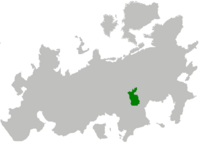 Bilia, Republika Bilska na mapie