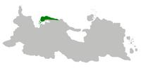 Goana na mapie