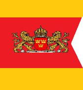 Trekron flaga
