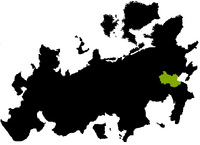 Nowe Państwo Romańskie na mapie
