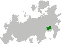 Konfederacyjna Republika Galii na mapie