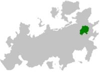 Federalna Republika Selewii na mapie