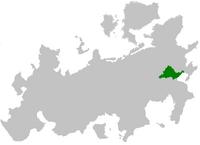 Republika Namszy na mapie