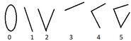 Coyaron numbers