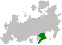 Republika Kolaszyna na mapie