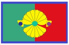 Cesarski sztandar Higanii-1.png