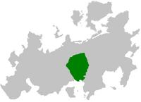 Ludowa Republika Wiatki na mapie