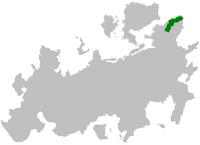 Królestwo Gronlandu na mapie