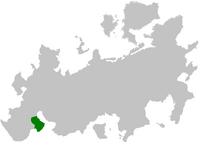 Zoroastriańska Republika Parsistanu na mapie