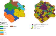 Mapa wyznaniowa Kilungii VIII w.
