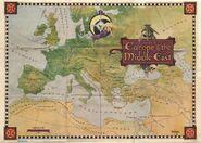 Conquests of Camelot - Map