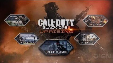 Black Ops 2 Uprising DLC Trailer
