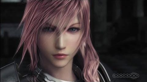 Opening Movie - Final Fantasy XIII-2 Gameplay Video (Xbox 360)