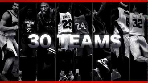 NBA 2K13 - Official Trailer