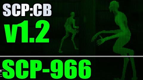 Creepy new SCP - SCP-966 - SCP- Containment Breach v1