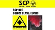 SCP-009 Demonstration SCP - Containment Breach Project Resurrection (v0.4