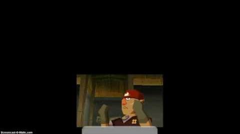 Legend of Zelda Spirit Tarcks (Alfonzo) Part 1