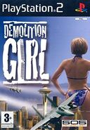 Demolition girl ps2 cover