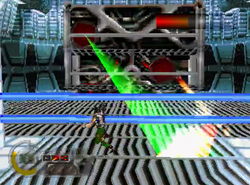 Garmakilma C The Contra Adventure 2nd Form