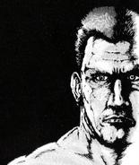 Bill Rizer - Contra (MSX) - 01