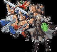 Castlevania & Contra - Konami 50th Anniversary - 01