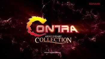 Contra Anniversary Collection - Launch trailer