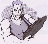 Bill Rizer - Contra - 01