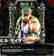 Bill Rizer - Contra 3D - 01