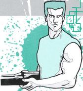 Bill Rizer - Super Contra - 01