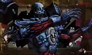 Big Fuzz Contra Rogue Corps Motion Comic