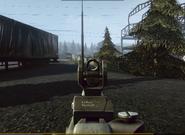 KRISS Vector aiming
