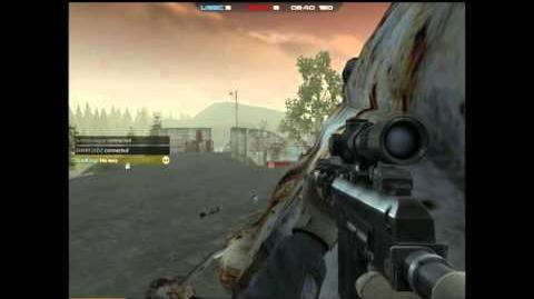 Colaborating Gameplay - Evac (Contrac Wars)