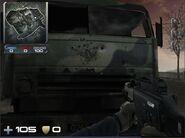 G36C Shot Grouping - Full Auto