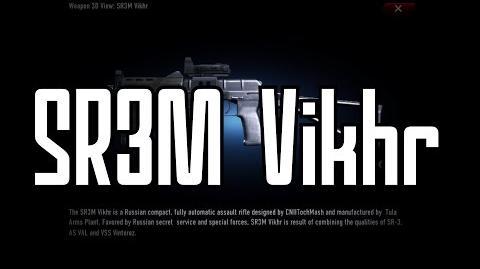 Contract Wars - Fragmovie - SR3M Vikhr
