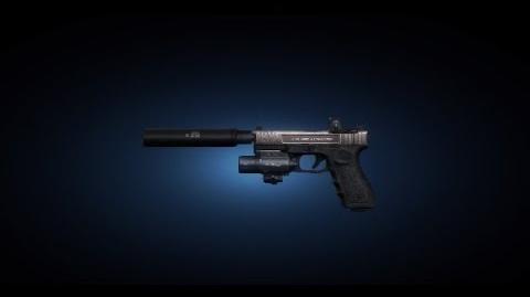 Contract Wars Glock 17 DEVGRU Shooting Test
