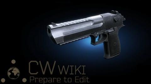 CW Кастомизация TIS Desert Eagle