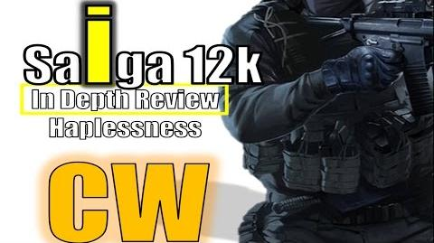 SAIGA 12k IN DEPTH review - Featuring FPSRUSSIA