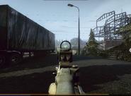 KRISS Vector w-task aiming