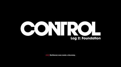 Control Log 2 Foundation