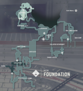 Foundation Sector Map