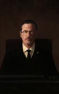 Portrait of Director Zachariah Trench
