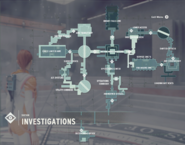 Investigations Sector Map